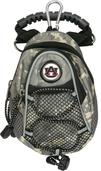 Auburn Tigers-Mini Day Pack - Camo