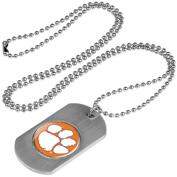 Clemson Tigers-Dog Tag