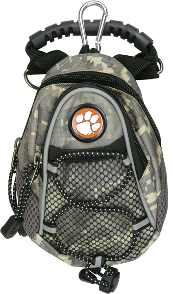 Clemson Tigers-Mini Day Pack - Camo