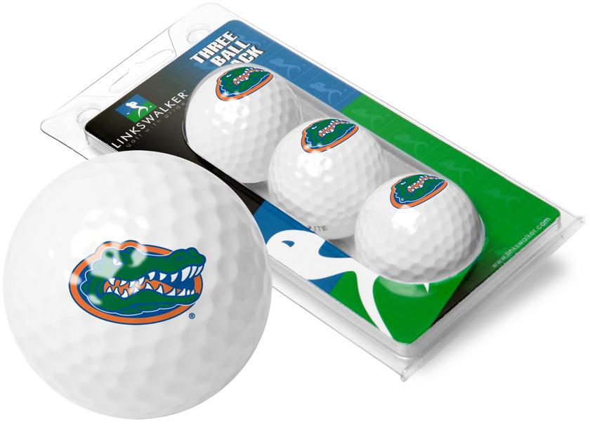 Florida Gators-3 Golf Ball Sleeve