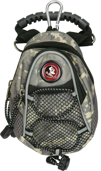 Florida State Seminoles-Mini Day Pack - Camo