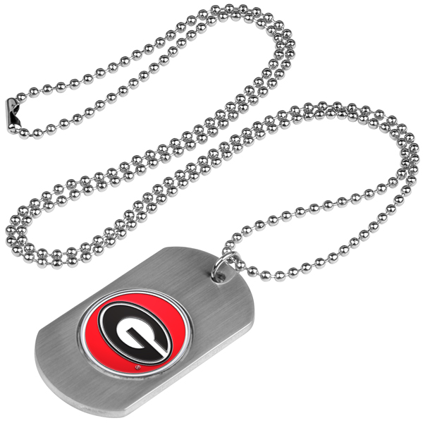 Georgia Bulldogs-Dog Tag