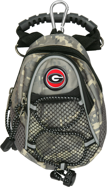 Georgia Bulldogs-Mini Day Pack - Camo