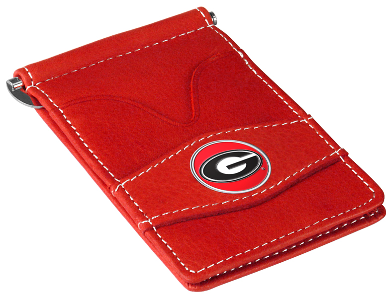 Georgia Bulldogs-Players Wallet