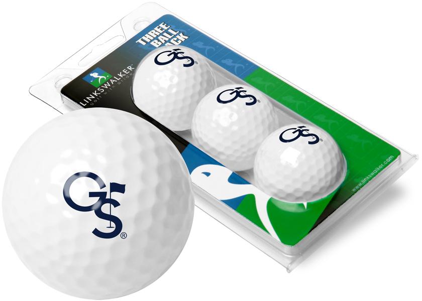 Georgia Southern Eagles-3 Golf Ball Sleeve