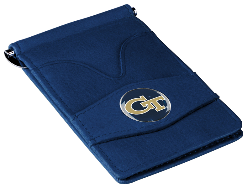 Georgia Tech Yellow Jackets-Players Wallet