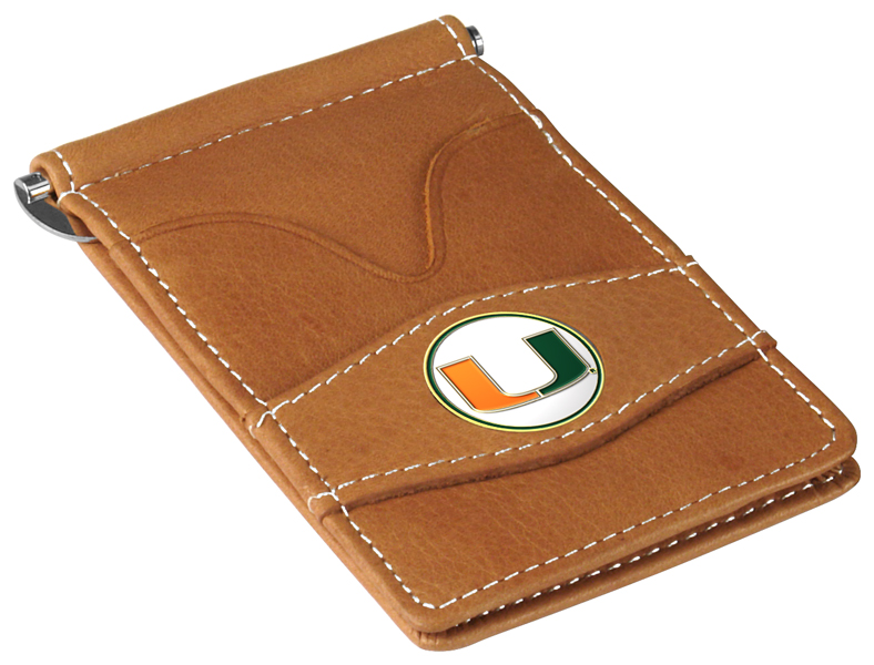 Miami Hurricanes-Players Wallet