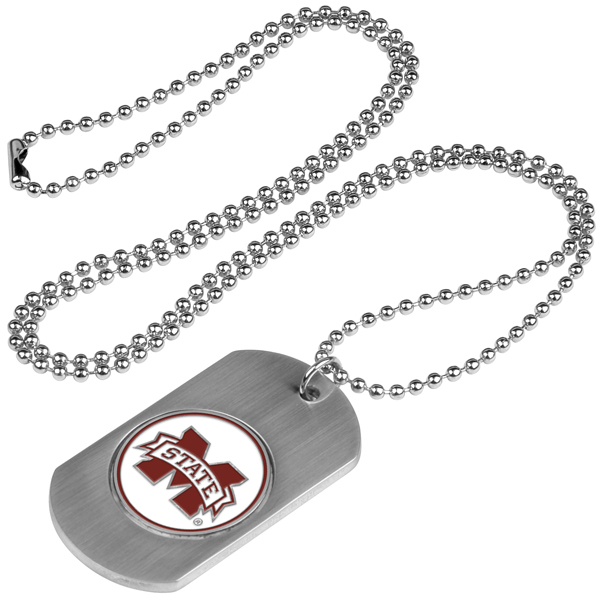 Mississippi State Bulldogs-Dog Tag