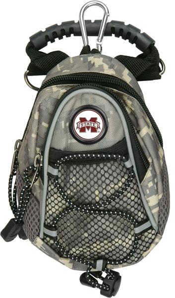 Mississippi State Bulldogs-Mini Day Pack - Camo