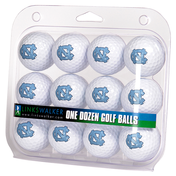 North Carolina - University Of-Dozen Golf Balls