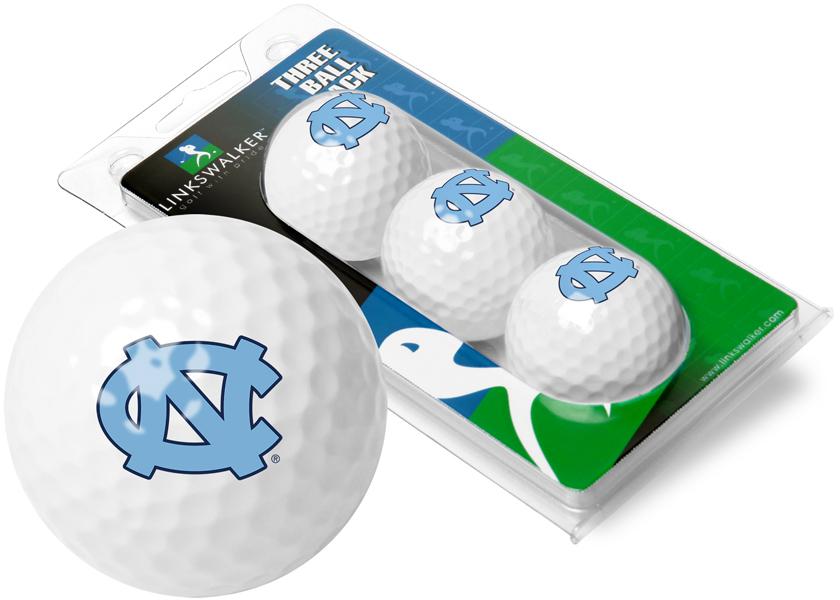 North Carolina - University Of-3 Golf Ball Sleeve