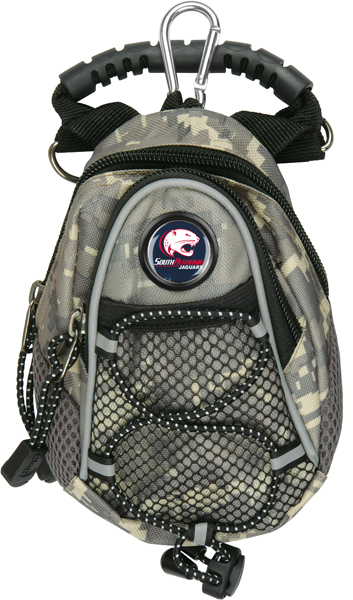 South Alabama Jaguars-Mini Day Pack - Camo