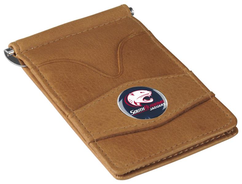 South Alabama Jaguars-Players Wallet