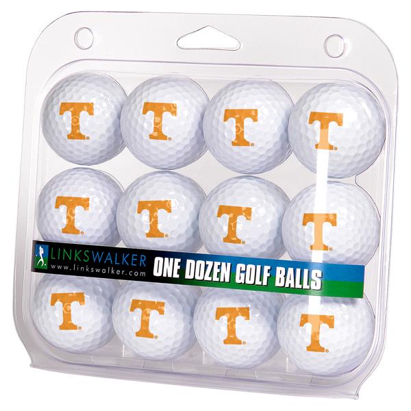 Tennessee Volunteers-Dozen Golf Balls