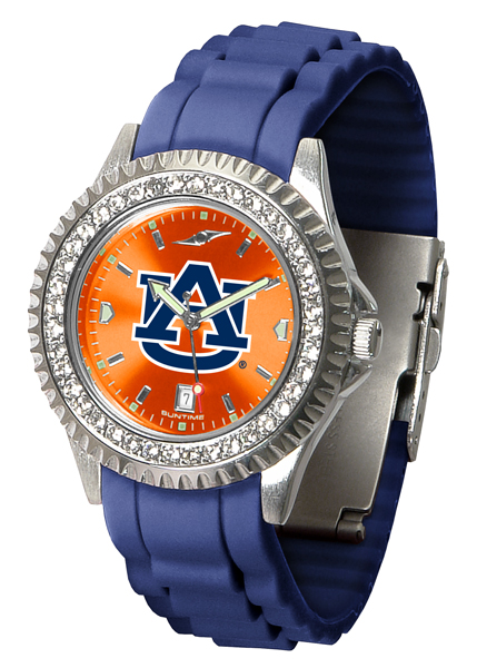 New - Ladies Auburn Tigers-Sparkle Watch
