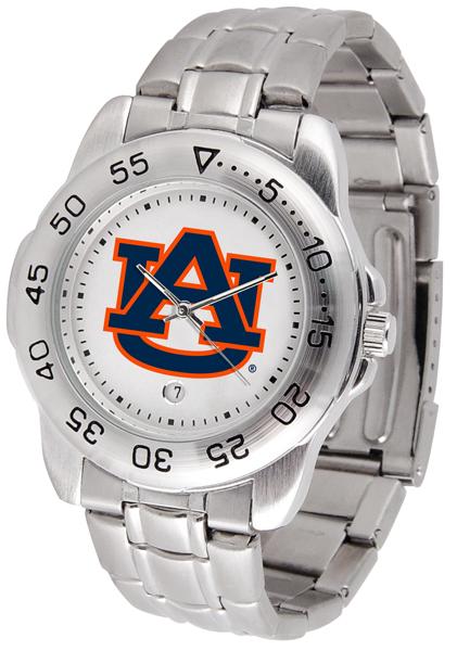 New - Mens Auburn Tigers-Sport Steel