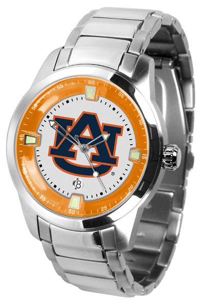 New - Mens Auburn Tigers-Titan Steel