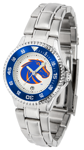 Boise State Broncos-Competitor Ladies Steel