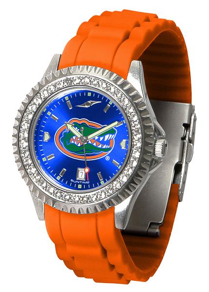 New - Ladies Florida Gators-Sparkle Watch