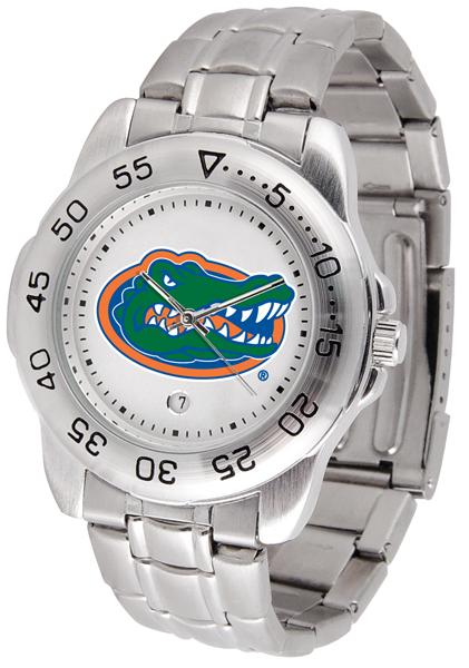 New - Mens Florida Gators-Sport Steel