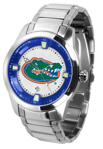 New - Mens Florida Gators-Titan Steel