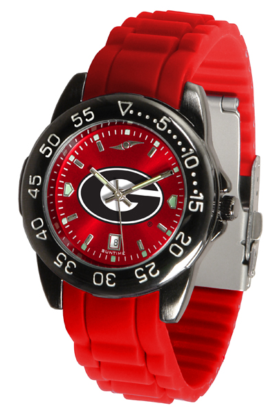New - Mens Georgia Bulldogs-FantomSport AC AnoChrome
