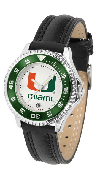 New - Ladies Miami Hurricanes-Competitor Ladies