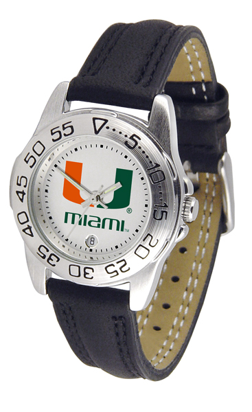 New - Ladies Miami Hurricanes-Ladies' Sport