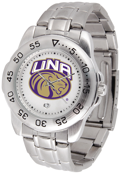 New - Mens North Alabama Lions-Sport Steel