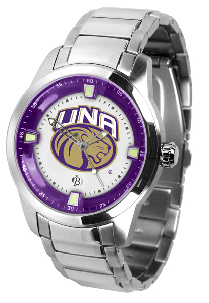 New - Mens North Alabama Lions-Titan Steel