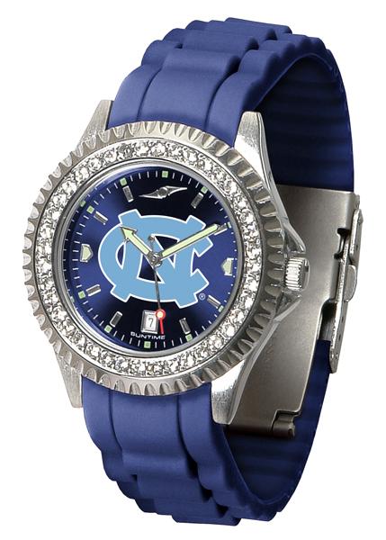 New - Ladies North Carolina - University Of-Sparkle Watch