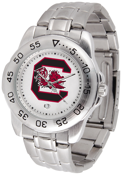 New - Mens South Carolina Gamecocks-Sport Steel
