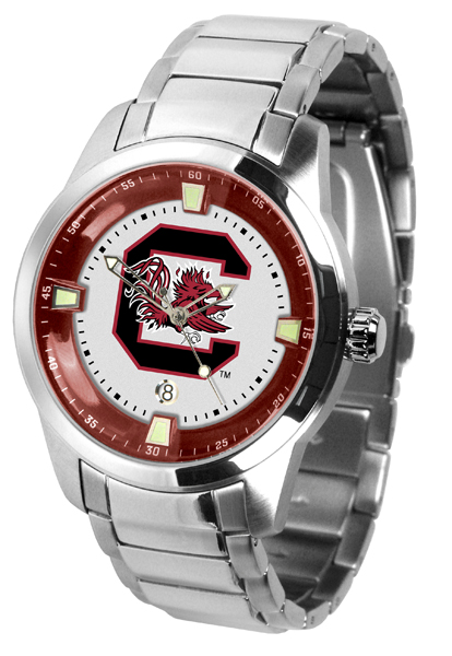 New - Mens South Carolina Gamecocks-Titan Steel