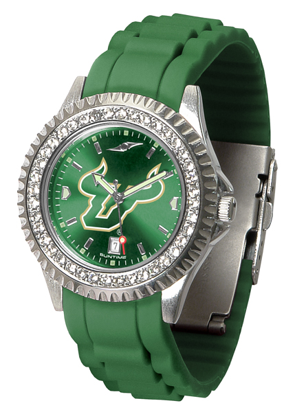 New - Ladies South Florida Bulls-Sparkle Watch