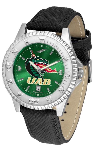 New - Mens Alabama - UAB Blazers-Competitor AnoChrome