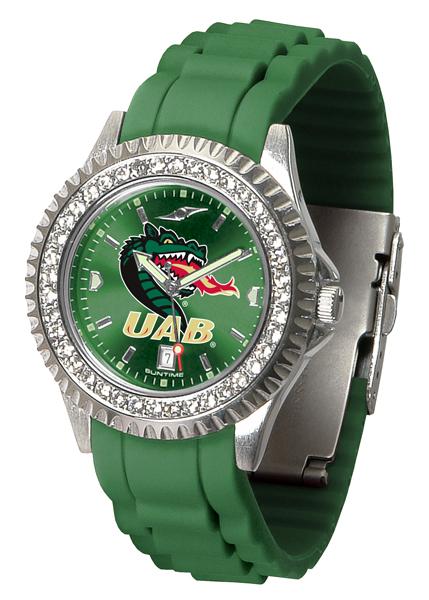New - Ladies Alabama - UAB Blazers-Sparkle Watch